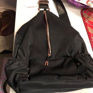 Zella Black one shoulder bag